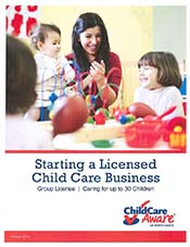 Starting a Licensed Child Care Business - Group License